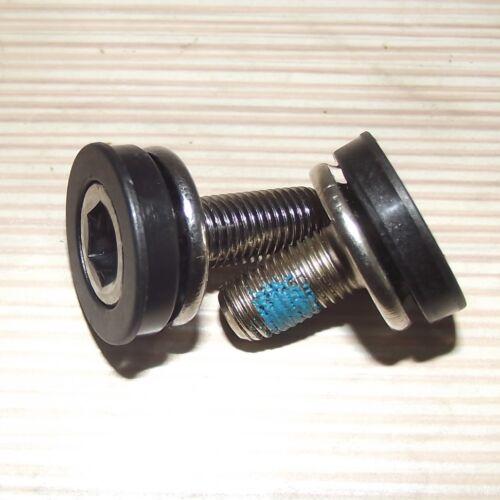 2PCS Crank bolts allen key bike bottom bracket bb cycle bike bicycle