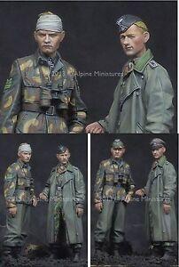 Alpine-Miniatures-1-35-35159-Wunsche-amp-NCO-Set-2-Figures