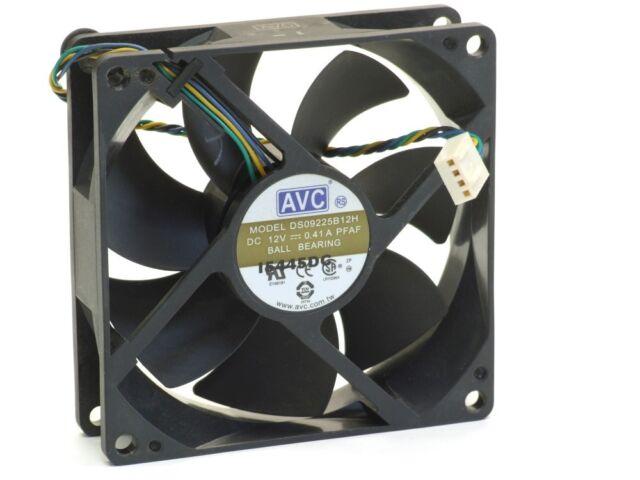 AVC DS09225B12H-PFAF / FSC V26815-B116-V53 Casing Fan Fan 92mm x 25mm 0.41A