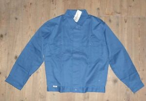 UVEX-Arbeitskleidung-Jacke-blau-Gr-94-Neu