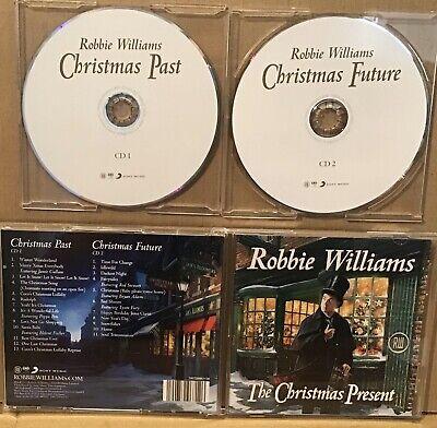 Robbie Williams - The Christmas Present (double CD) | eBay