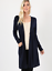 NEW-Plus-Size-Open-Front-Long-Duster-Cardigan-Sweater-w-Side-Pockets-XL-1X-2X-3X thumbnail 6