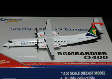 GEMINI JET 1/400 Bombardier Q400 / DHC-8-400 SOUTH AFRICAN ZS-NMO