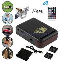 Mini Gps Tracker Magnetic Car Vehicle Spy Personal Tracking Device Tk102 Us