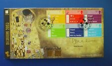 BENHAM 2002 OCCASIONS FDC SIGNED BY DAISY GOODWIN [ TALKBACK PRODUCTIONS ]