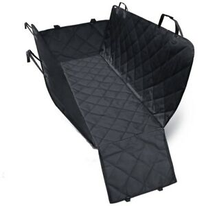 Waterproof-Car-Rear-Back-Seat-Cover-Pet-Dog-Auto-Protector-Hammock-Mat-Liner-UK