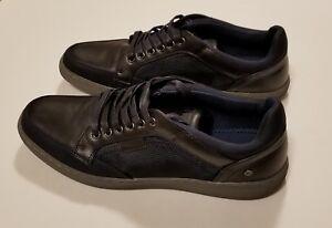 ec951707a14 Details about Steve Madden Men's Gasper Fashion Sneaker Navy Size 10.5 New