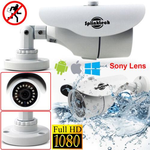 1080p Sony Full HD CCTV Bullet Camera 2.4MP CVI TVI AHD CVBS Analog Night Vision