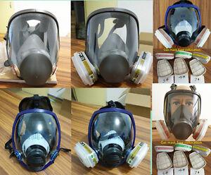 3m maschera pieno facciale