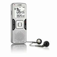 Philips 8GB Rechargeable Sound Voice Recorder Tracer Dictaphone MP3 Player USB