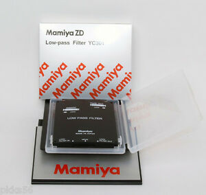 Mamiya-Zd-Koerper-Low-Pass-Filter-Yc301