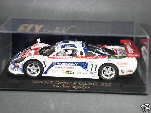 FLY 88026 Saleen S7R Campeon de Espana GT 2002