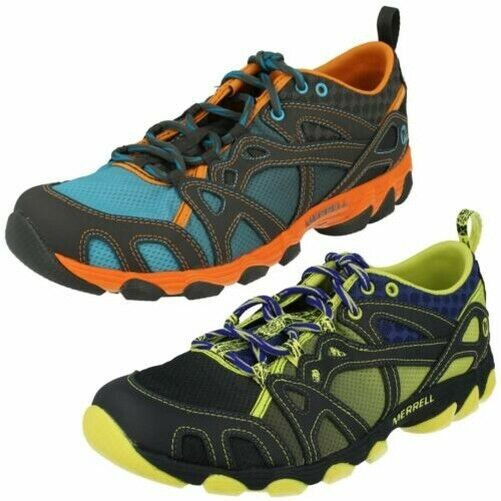 Mens Merrell Trainers Leisure Hurricane Lace