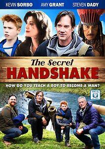 The-Secret-Handshake-New-Free-Ship-Kevin-Sorbo-Amy-Grant