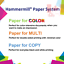 thumbnail 6 - Paper Great White 30 Recycled Printer Paper 8 5 x 11 Paper Letter Size 20lb 9...