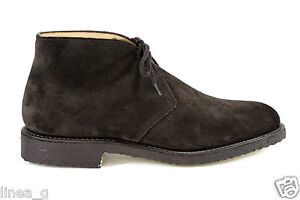 CHURCH/'S Ryder 81 Brown Beaver suede Crepe Sole desert boot desert boot suede
