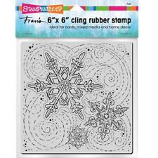 Stamp Stampendous 6CR014 Cling Wild Texture