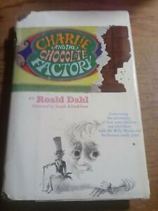 Charlie And The Chocolate Factory 1st Ed 3rd Printing 1973