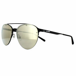 Kleidung & Accessoires Clever Arnette Sunglasses Dweet D 3075 696/5a Black Rubber Light Brown Gold Mirror Angenehme SüßE Sonnenbrillen