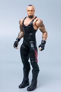 Mattel-WWE-Best-of-2014-Basic-UNDERTAKER-Wrestling-Figure-Free-Shipping