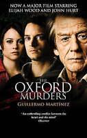 The Oxford Murders, Guillermo Martinez