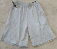 Mens At Dri Athletech Stretch Gray Shorts Sz S Moisture Wicking