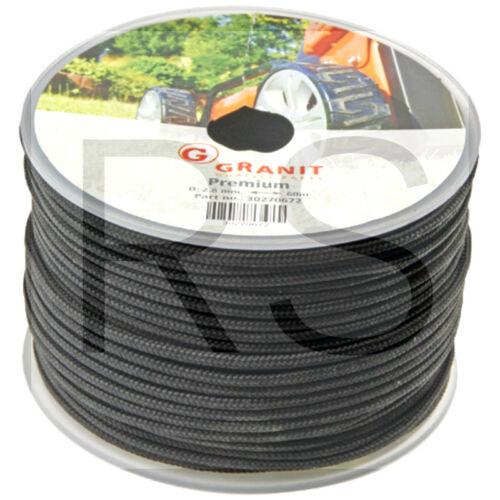 Starterseil Seil 5,5 mmx50 m Erstausrüsterqualität Rasenmäher Motor 30270875 SP