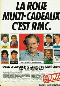 Publicite-Advertising-320-1986-radio-RMC-Monte-Carlo-multi-cadeau-P-Delanoe