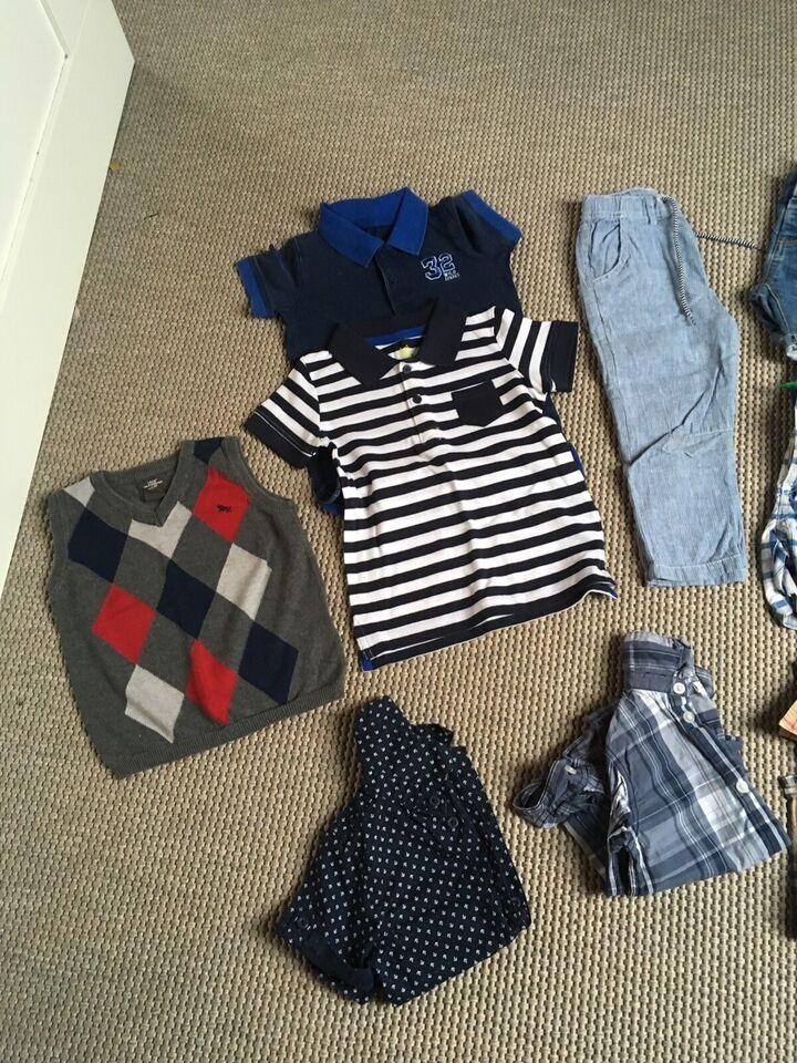 Blandet tøj, Blandet, Diverse