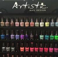 Artistic Nail Design - Reactive Nail Lacquer - (we Combine Shipping)