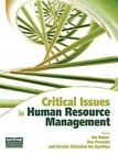 Critical Issues in Human Resource Management by Chartered Institute of Personnel & Development (Paperback, 2010)