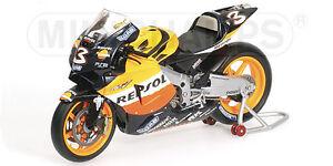 Honda Rc211v Repsol M.biaggi Motogp 2005 122051003 1/12 Minichamps