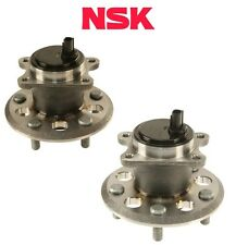 Toyota Lexus Set of Rear Right and Left Axle Bearings and Wheel Hub Assy OEM NSK