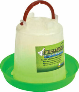Ware Manufacturing Hanging Chicken Canteen Waterer for Chickens