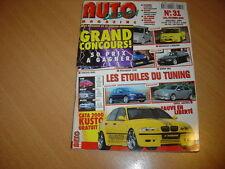 Auto design magazine N° 31