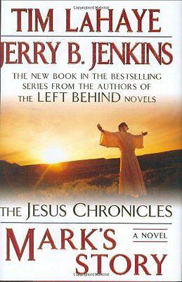 Marks Story Jesus Chronicles Putnam By Tim Lahaye Jerry B Jenkins 9780399154478 Ebay