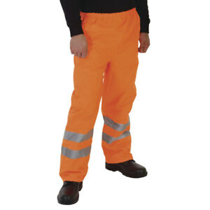 Yoko Adultes Workwear Haute Visibilité De Protection étanche Surpantalon Nouveau Epi-afficher Le Titre D'origine Snraimok-07230801-263222780