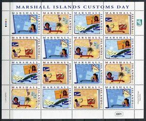 Marshall-Inseln-2013-Kinderspiele-Children-Kinder-ZD-Kleinbogen-Postfrisch-MNH
