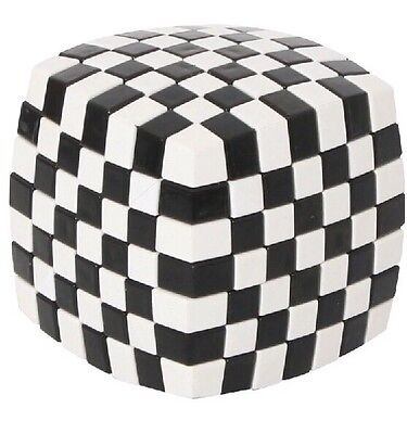 "V-Cube 7x7x7 ILLUSION ""Rubik's"" cube. New, Original, Made in Greece. U.S. Seller"
