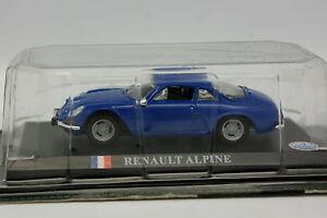 Ixo-Presse-1-43-Alpine-Renault-A110-Bleue