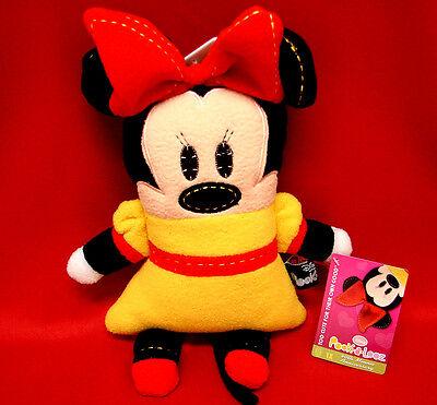 Disney Pookalooz Pook A Looz Plush Figure Minnie Magic Kingdom 40th Anniversary