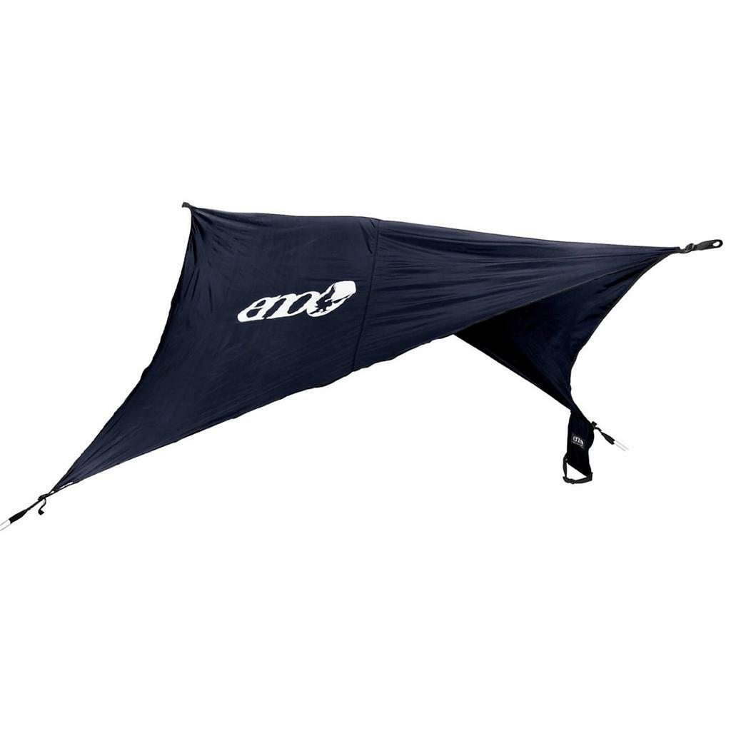 Eno Fast Fly Rain Tarp For Hammock Lightweight Backpacre Ripstop Nylon  80 Blu