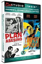The Steel Trap (1952) / A Blueprint For Murder (1953) - Double Feature -