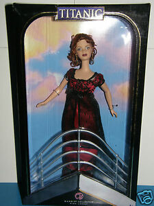 Barbie Titanic 2007 collector doll