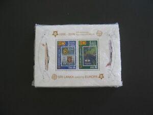 Sri Lanka Sri Lanka Block 102 Postfrisch Briefmarken