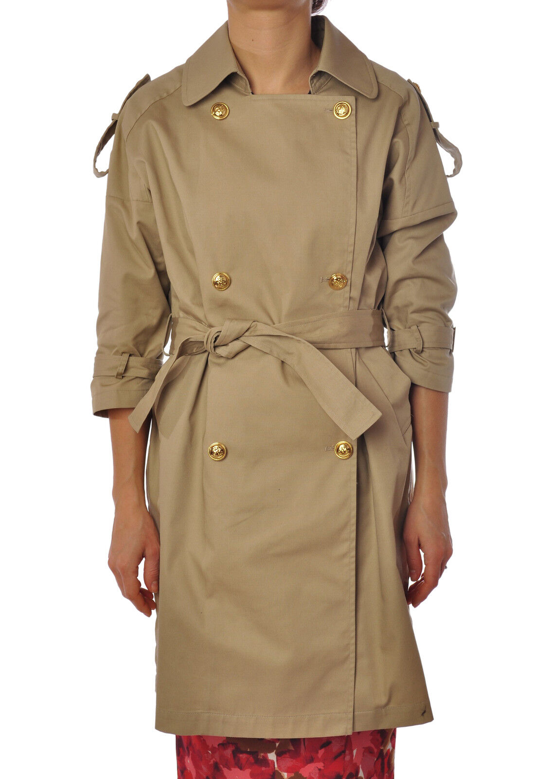 Merci  -  Coats - Female - 40 - Beige - 1705312C160720