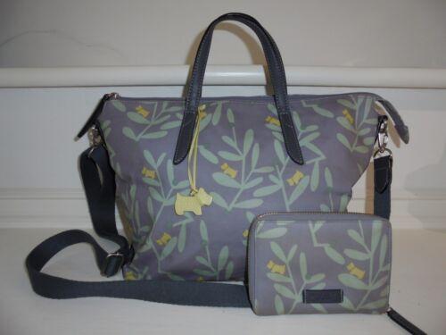 2d6734a1dd Matching Purse Cross Body Print Bag Radley Handbag Large Tote Dot amp  Leaf  Wwqxga6vF