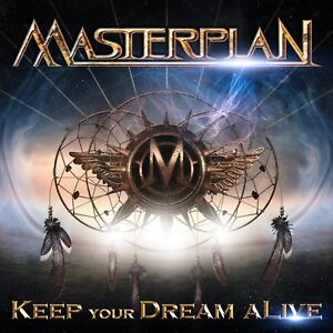 Masterplan-Keep-your-dream-alive-CD-Blu-Ray-CD-BLU-RAY-NUOVO