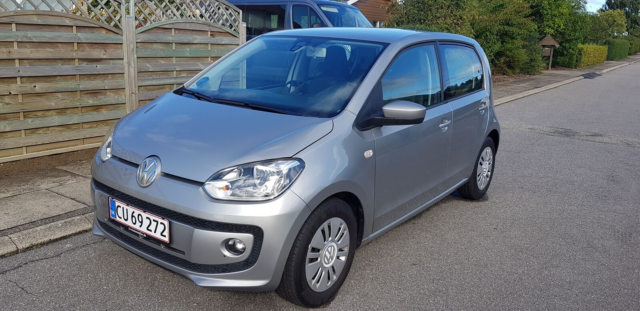 VW Up!, 1,0 60 Life Up! BMT, Benzin, 2014, km 134000,…