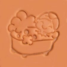 Baby Bath Soap Stamp Soap chapter For Handmade Soap Candle Candy Fimo